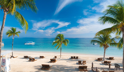 Ochio Rios spiagge
